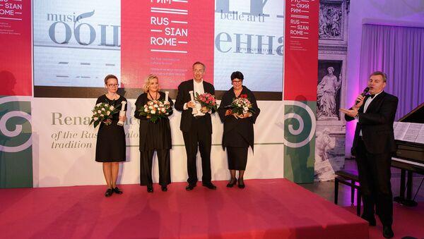 Festival Roma Russa - Sputnik Italia
