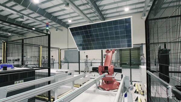 Energia solare sostituisce il petrolio - Sputnik Italia