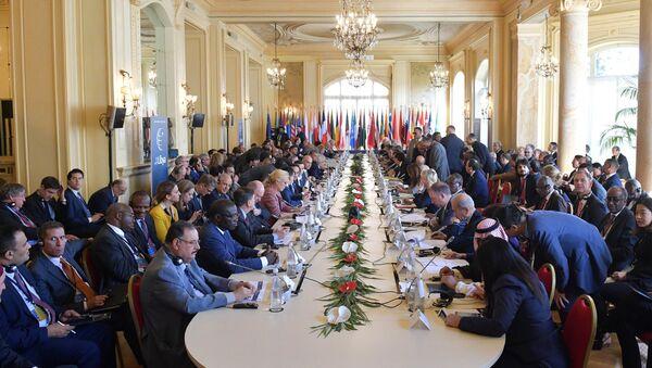 La conferenza di Palermo per la Libia - Sputnik Italia