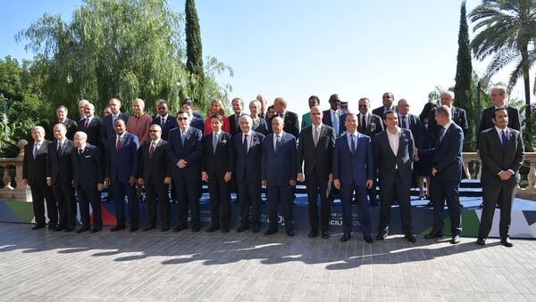 I partecipanti alla conferenza di Palermo per la Libia - Sputnik Italia