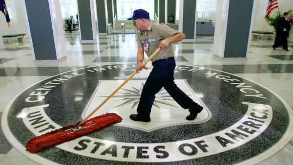 Sede CIA - Sputnik Italia