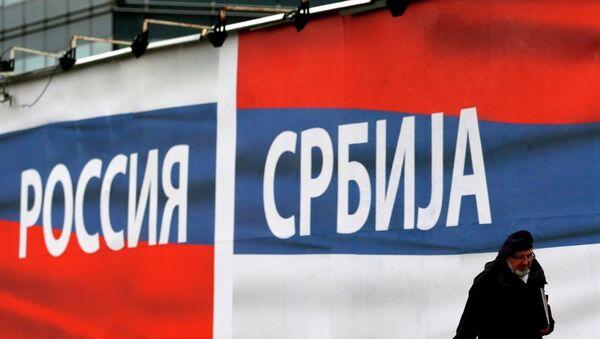 Popolarità della Russia nel Balcani - Sputnik Italia