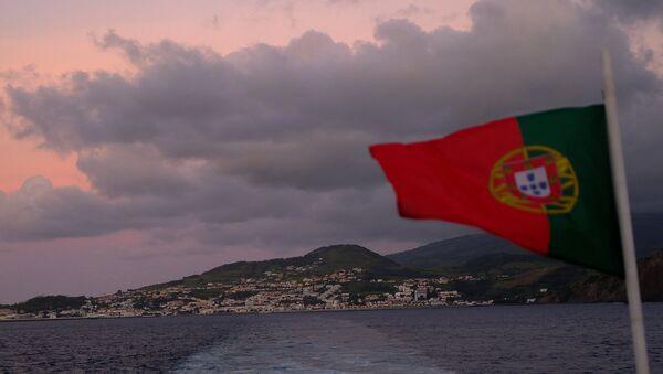 Isola Do Faial nell'arcipelago delle Azzorre - Sputnik Italia