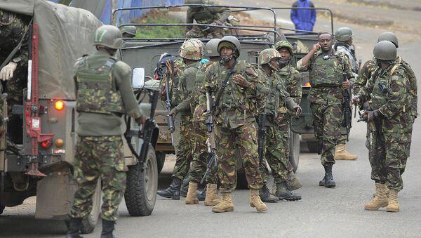 Kenya Defense Forces (KDF)  - Sputnik Italia