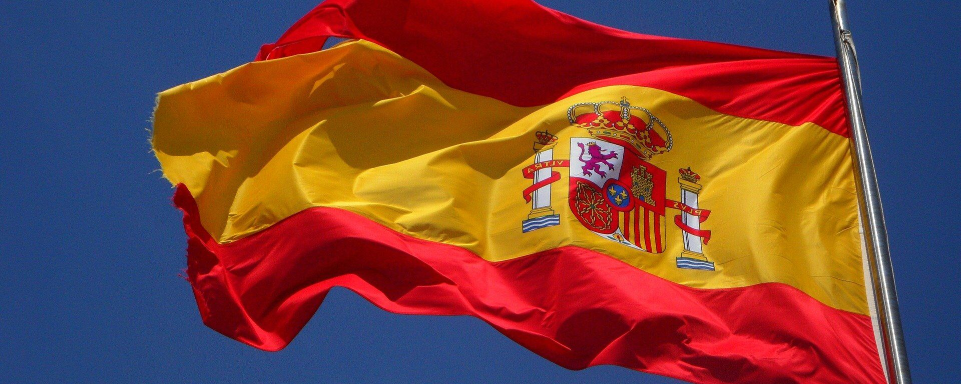 Bandiera Spagna - Sputnik Italia, 1920, 24.09.2021