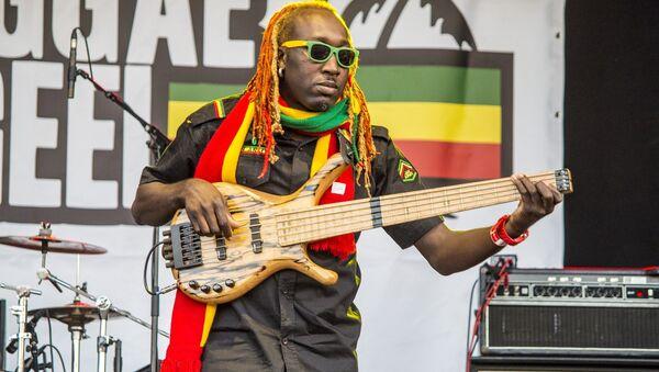 Basista reggae - Sputnik Italia