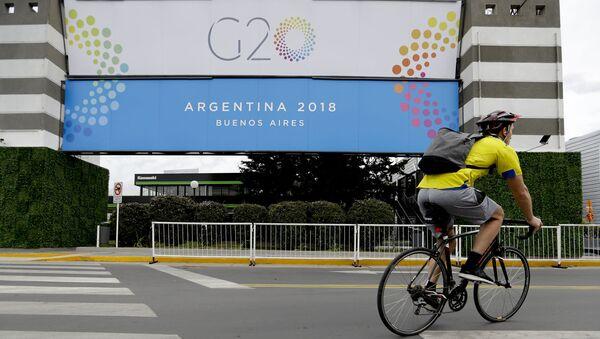 G20, Buenos Aires - Sputnik Italia