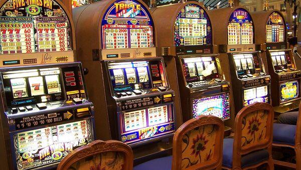 Slot machines (macchine mangiasoldi) - Sputnik Italia