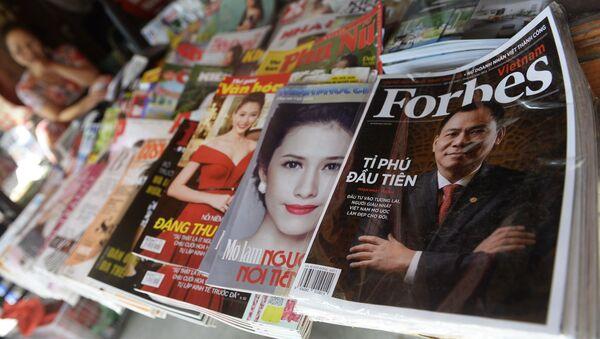 Forbes - Sputnik Italia
