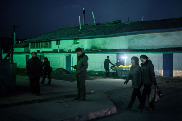 Corea del Nord, nuove foto dalla città proibita - Sputnik Italia