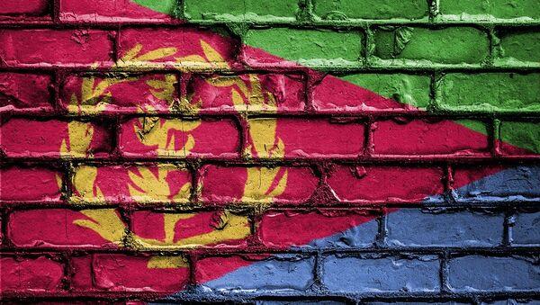 La bandiera dell'Eritrea - Sputnik Italia