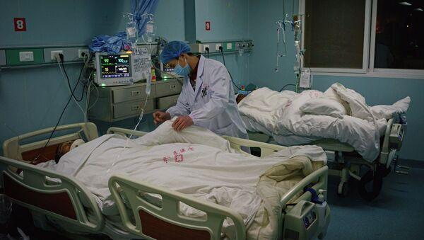 Ospedale in Cina - Sputnik Italia