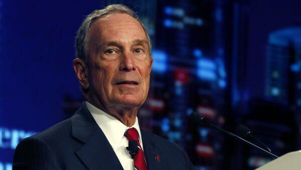 Michael Bloomberg - Sputnik Italia