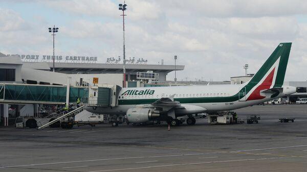 Aereo di Alitalia - Sputnik Italia