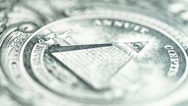 Dollar pyramid - Sputnik Italia