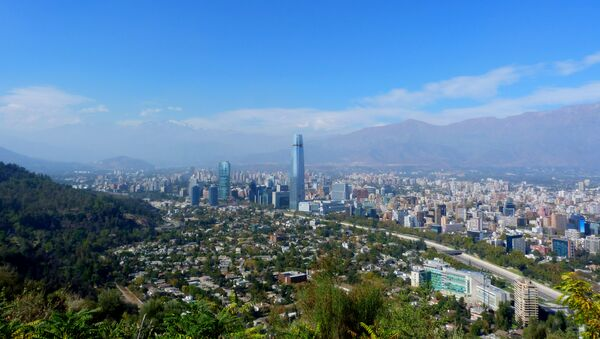 Santiago de Chile - Sputnik Italia