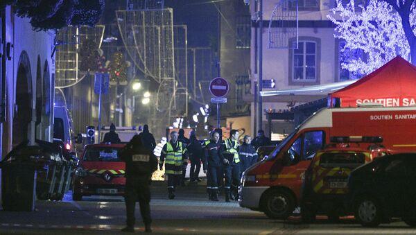 Attentato a Strasburgo - Sputnik Italia