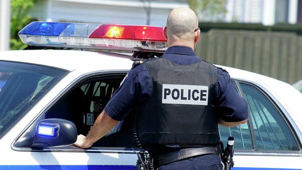Polizia USA - Sputnik Italia