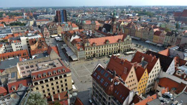 Panorama Wrocławia - Sputnik Italia