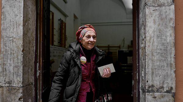 Emma Bonino - Sputnik Italia