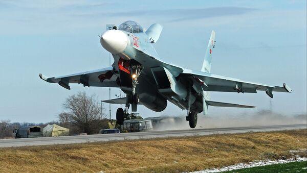 caccia Su-30M2 - Sputnik Italia