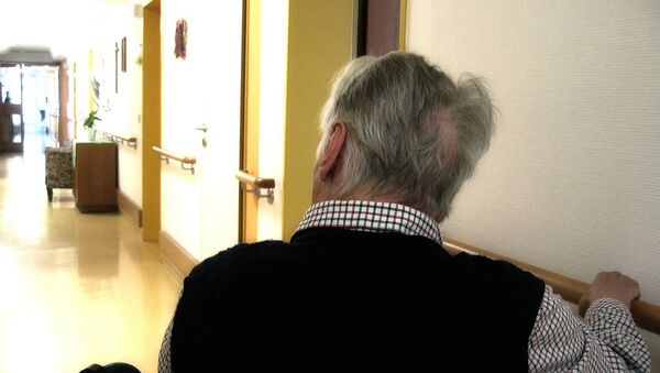 Una persona anziana - Sputnik Italia
