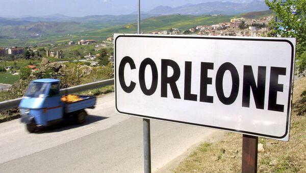 Il piccolo paese di Corleone in Sicilia - Sputnik Italia