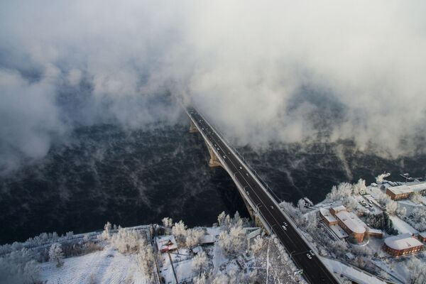 Geometrie d'inverno - Sputnik Italia