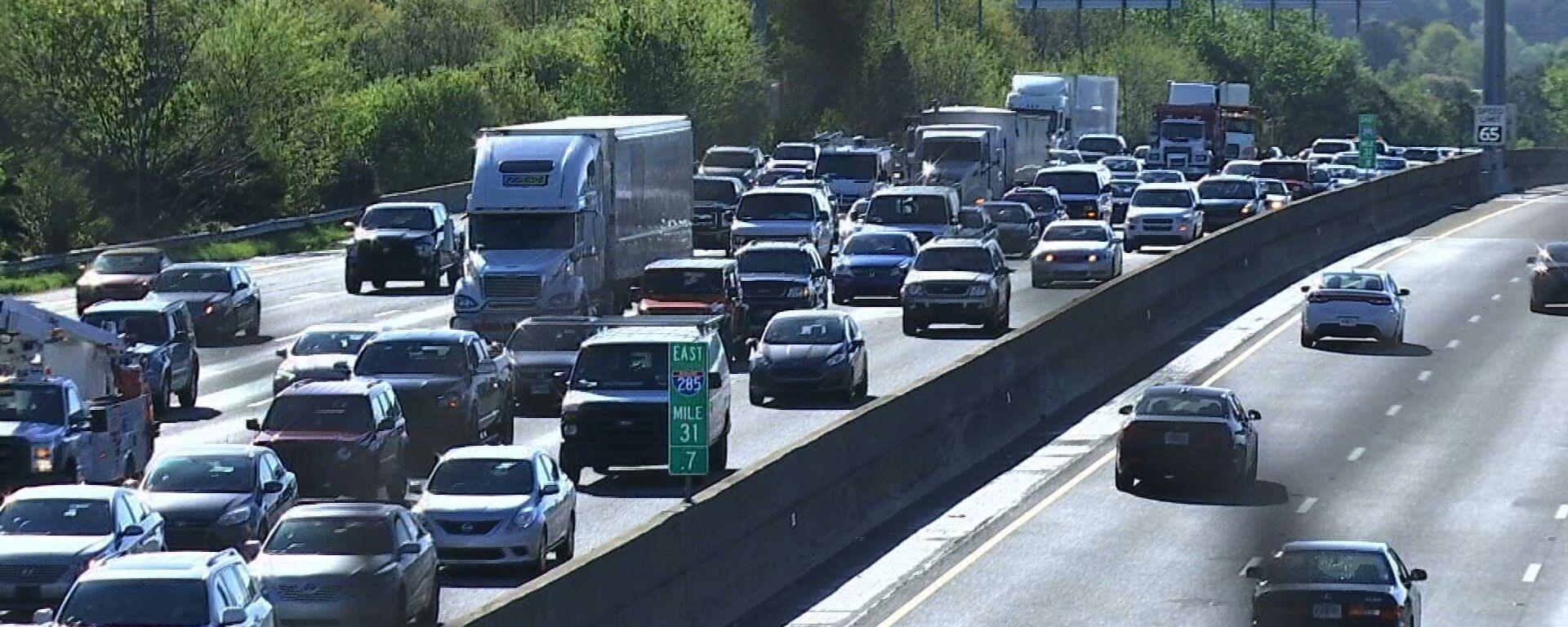 Traffico su un'autostrada - Sputnik Italia, 1920, 07.09.2021