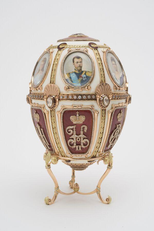 Shot e portasigarette: opere sconosciute di Carl Fabergé. - Sputnik Italia
