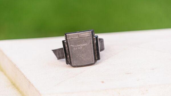 Electronic monitoring ankle bracelet - Sputnik Italia