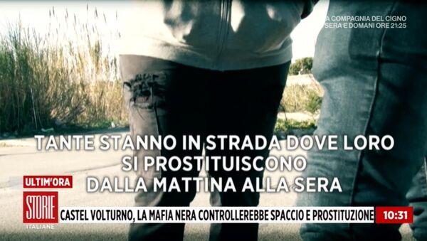 Intevista con una ragazza nigeriana - Sputnik Italia