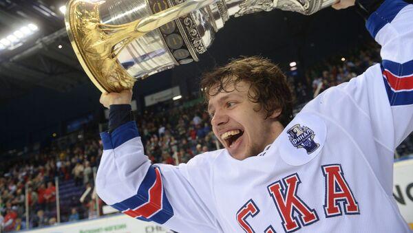 Российский хоккеист Артемий Панарин - Sputnik Italia