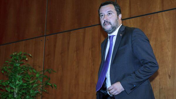 Matteo Salvini - Sputnik Italia