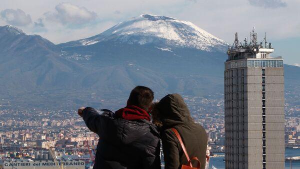 Vesuvio - Sputnik Italia