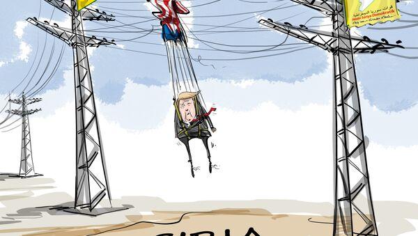 Per gli Usa è difficile andarsene dalla Siria - Sputnik Italia
