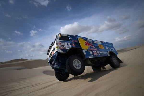 La prima tappa del rally Dakar. - Sputnik Italia