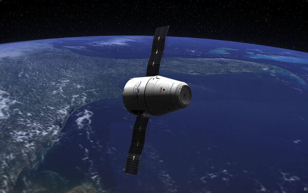 SpaceX Dragon - Sputnik Italia