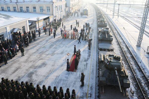 Bentornati a casa T-34 - Sputnik Italia