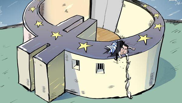 """Germania a Tsipras. """"Moralità significa pagare i debiti"""" - Sputnik Italia"""