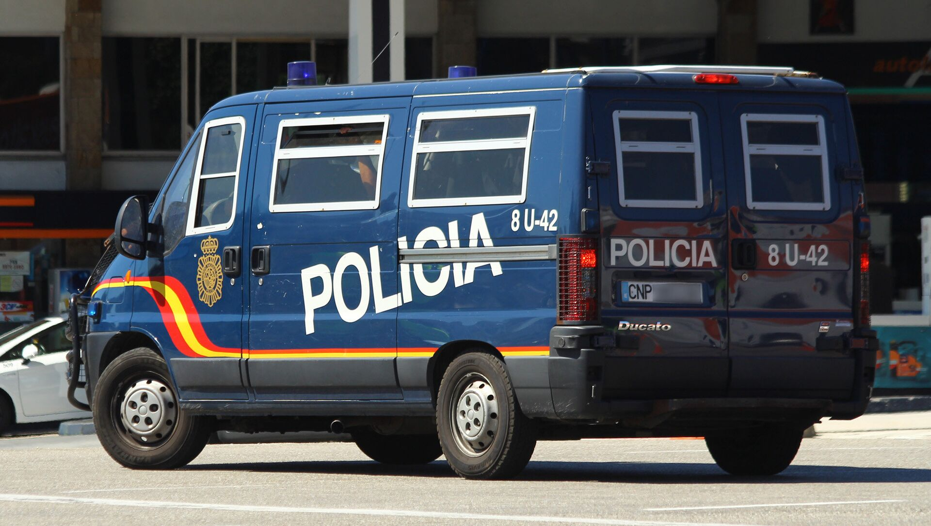 Policía Nacional de España (archivo) - Sputnik Italia, 1920, 27.04.2021