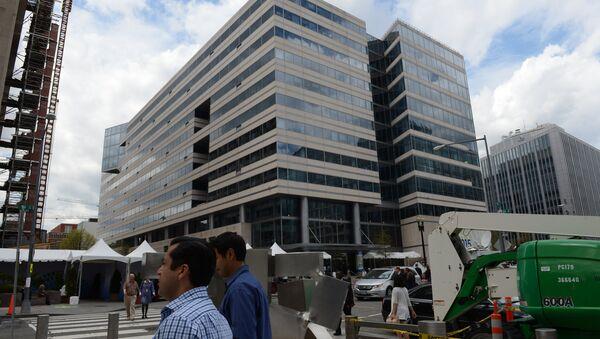 La sede FMI a Washington - Sputnik Italia