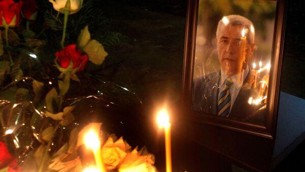 La foto del politico ucciso Oliver Ivanovich - Sputnik Italia