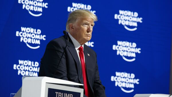 Donald Trump - Sputnik Italia