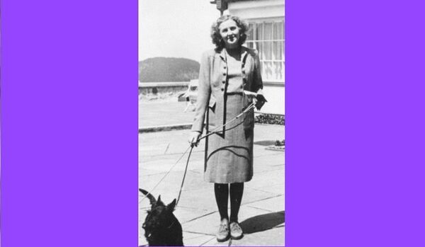 Eva Braun, l'épouse de Hitler, aurait eu des origines juives - Sputnik Italia