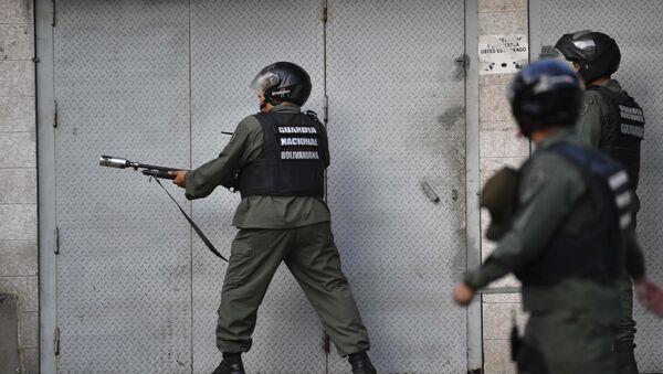 Rivolta militare a Caracas - Sputnik Italia