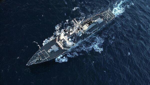 USS Donald Cook - Sputnik Italia