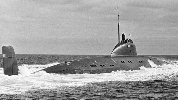 Sottomarino 50 anni all'Urss - Sputnik Italia