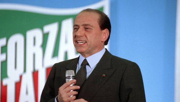 Silvio Berlusconi nel maggio 1994. - Sputnik Italia