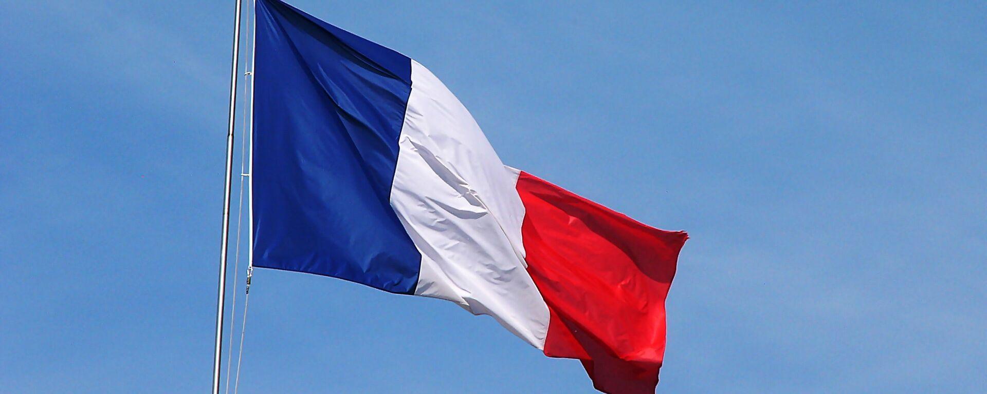 Bandiera francese - Sputnik Italia, 1920, 16.09.2021
